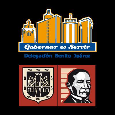 Delegacion Benito Juarez logo vector