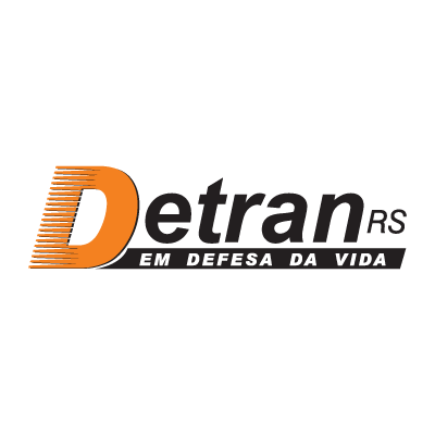 Detran RS logo vector