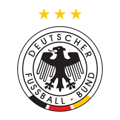 Deutscher Fussbal Bound logo vector