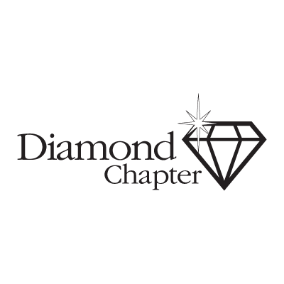 Diamond Chapter logo vector download free