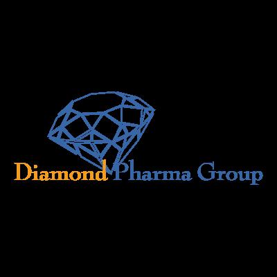Diamond Pharma logo vector download free
