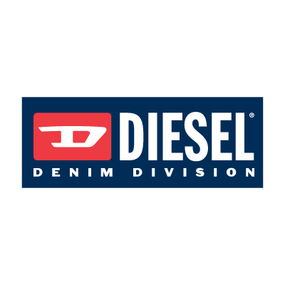Diesel Denim logo vector