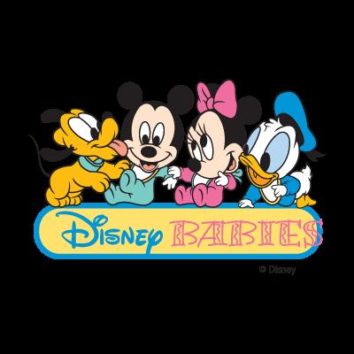 Disney Babies logo vector