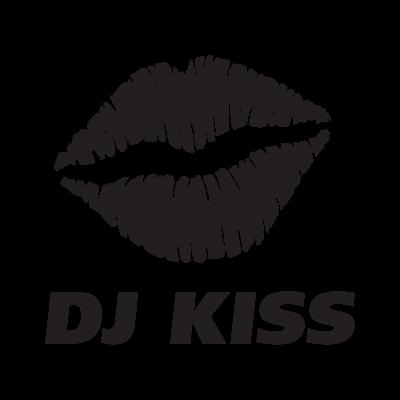 DJ Kiss logo vector
