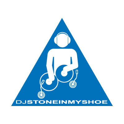 DJ StoneInMyShoe logo vector