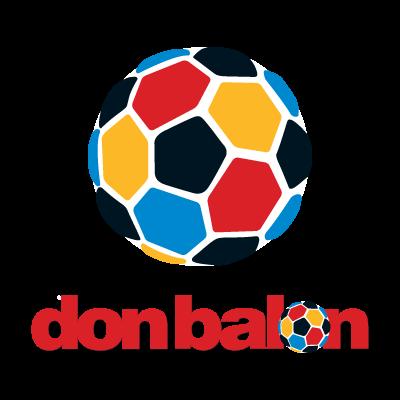 Don Balon logo vector