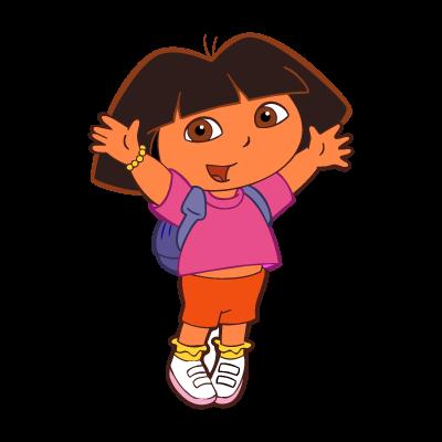 Dora logo vector free download
