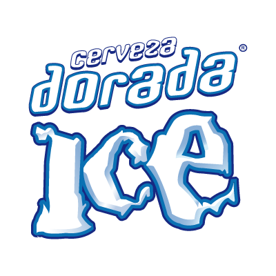 Dorada ice logo vector