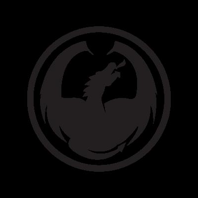 Dragon Optical logo vector