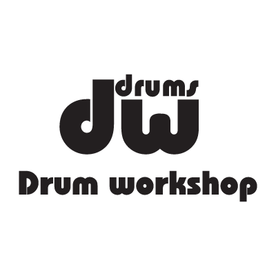 DW Drums logo vector