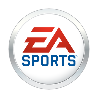 EA Sports 2008 logo vector