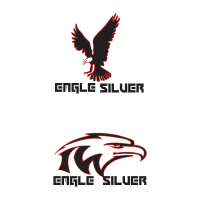 Eagle Silver logo vector