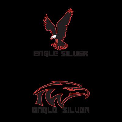 Eagle Silver logo vector