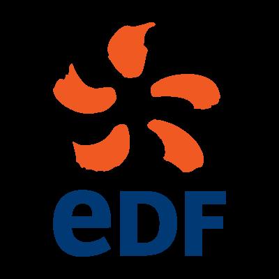 EDF logo vector