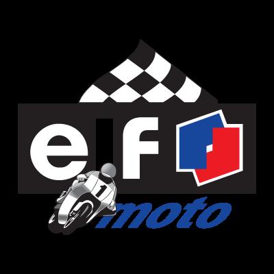 Elf Moto logo vector