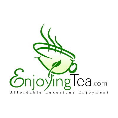 Enjoying Tea.com logo vector