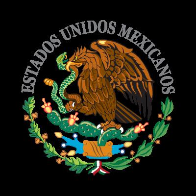 Escudo de Estados Unidos Mexicanos logo vector