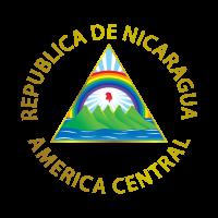 Escudo de Nicaragua logo vector