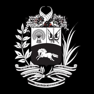 Escudo de Venezuela logo vector