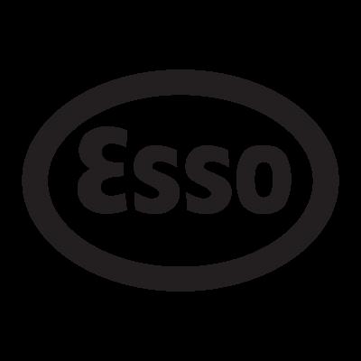 Esso logo vector