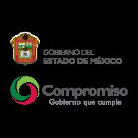 Estado de Mexico - Compromiso logo vector