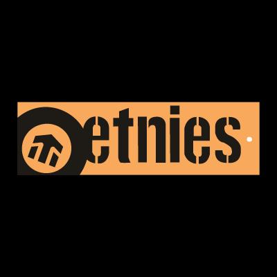 Etnies clothing logo vector