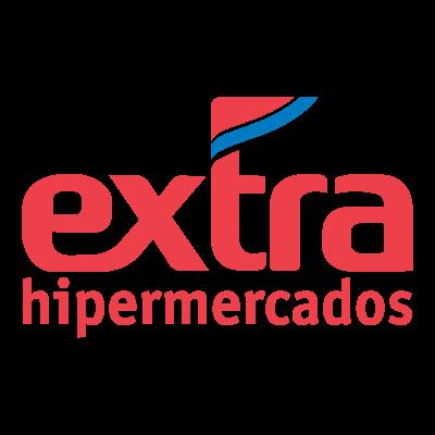 Extra Hipermercados logo vector