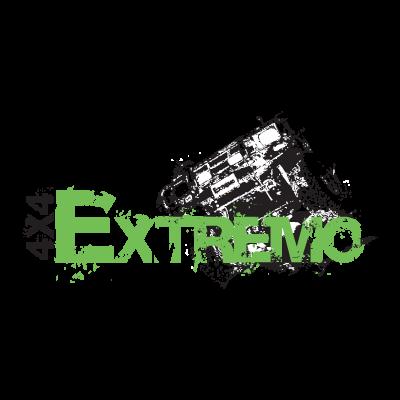 Extremo 4×4 logo vector