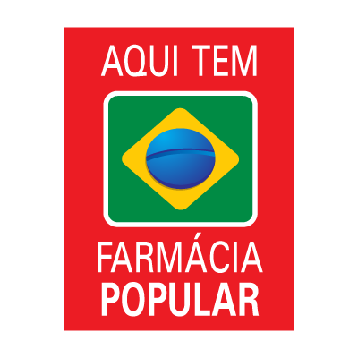 Farmacia Popular logo vector