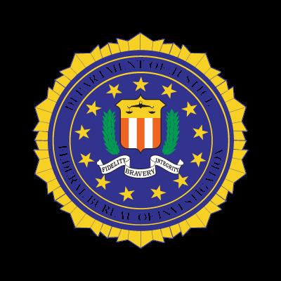 FBI SHIELD logo vector