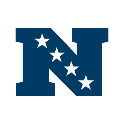 NFC (National Football Conference) logo vector