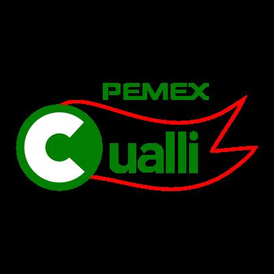 Pemex cualli logo vector