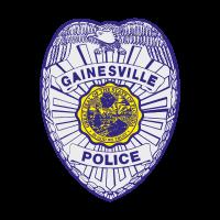 Gainesville Florida Police logo vector