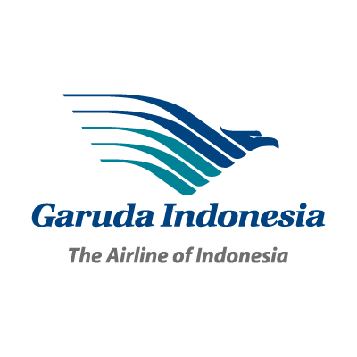 Garuda Indonesia Air logo vector