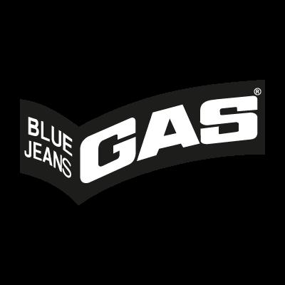 Gas Blue Jeans logo vector