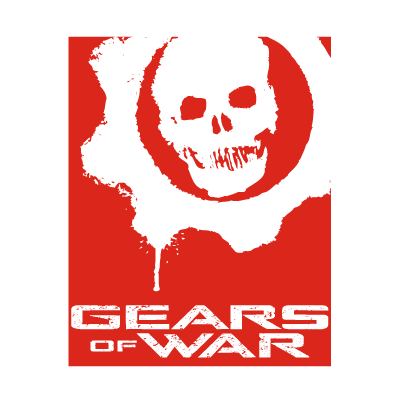 Gears of War (.EPS) logo vector