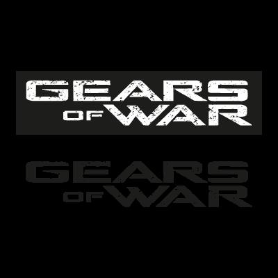 Gears of War Games logo vector