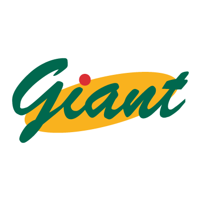Giant logo vector