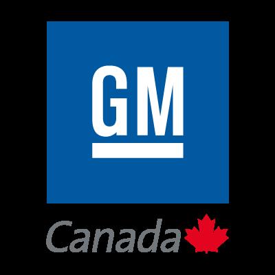 GM Canada logo vector