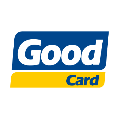 Good Card logo vector