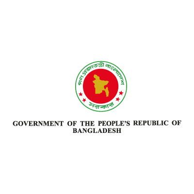 Government of the people's republic of Bangladesh logo vector