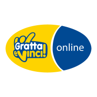 Gratta e Vinci on Line logo vector