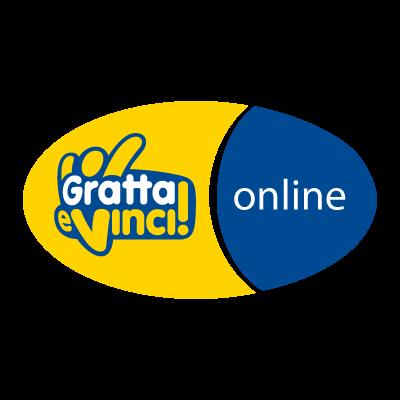 Gratta e Vinci on Line logo vector