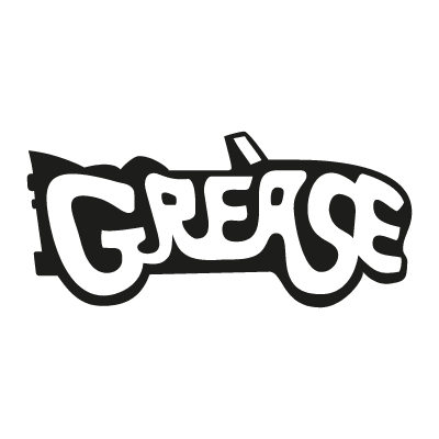 Grease logo vector
