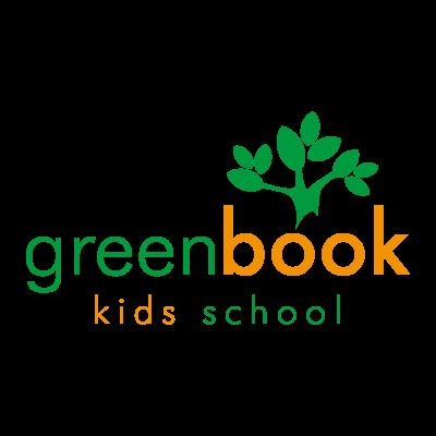 Green Book logo vector
