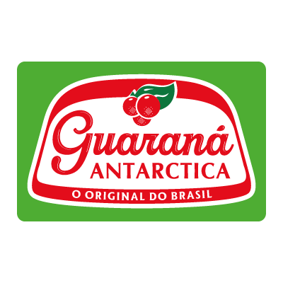 Guarana Antarctica logo vector