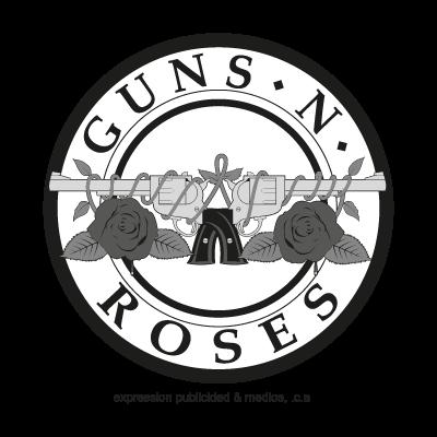 Guns N Roses logo vector