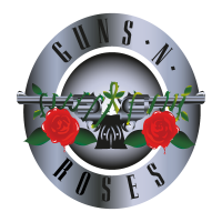 Guns´N Roses logo vector preview