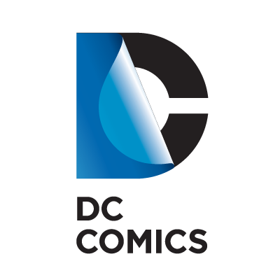 New DC Comics logo vector