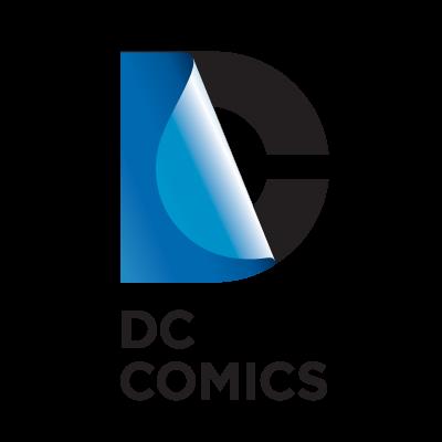 New DC Comics logo vector
